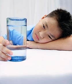 Water problems lower quality of what you drink