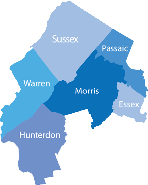 Suburban Morris Water Conditioning serves Essex, Hunterdon, Morris, Passaic, Sussex and Warren Counties